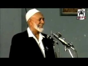 Difficult Questions That I Face In Life by Ahmed Deedat IPCI 03/03
