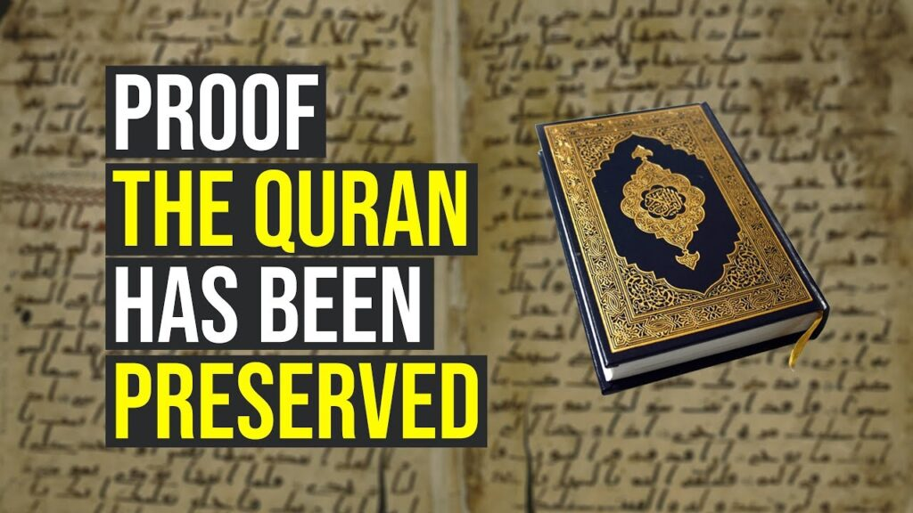 How To Prove The Quran Has Been Preserved Accurately