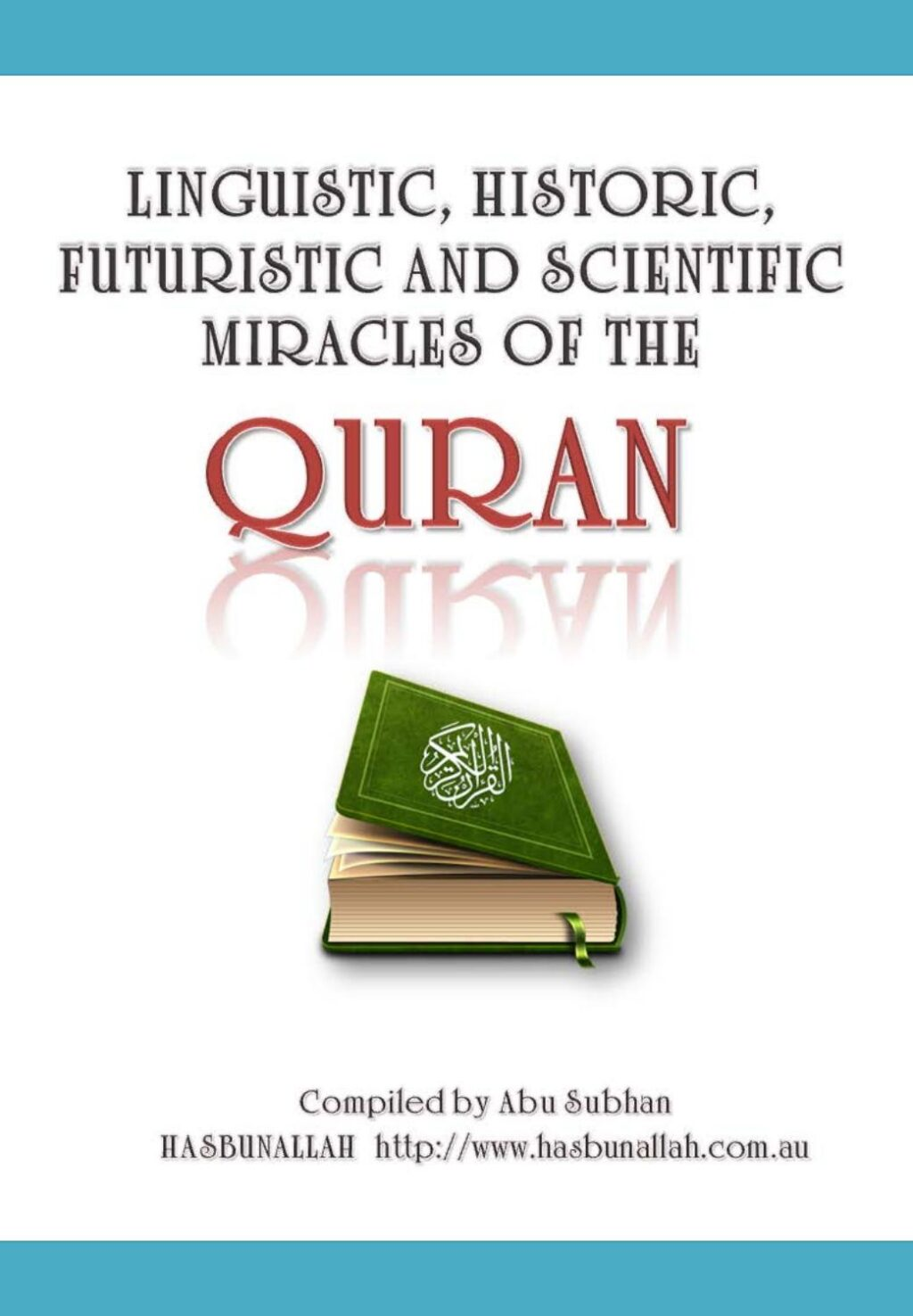 """the Quran miracles"" The darkness & light  (1/3)"