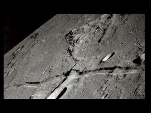 What does NASA say about Moon's ancient past, Moon splitting in Quran